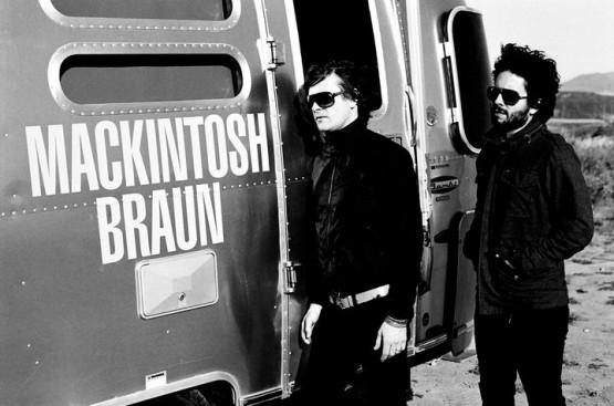 Mackintosh Braun